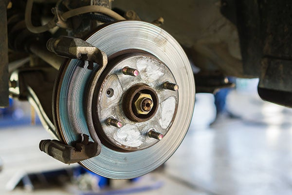 Rotor Resurfacing Near Me >> Brake Pad Replacement Rotors Resurfaced Toyota Of Albany